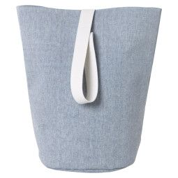 Ferm Living Chambray Basket wasmand large
