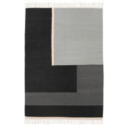 Ferm Living Kelim Rug Section vloerkleed large 140x200