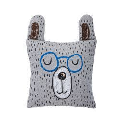 Ferm Living Little Mr. Teddy kussen 30x30