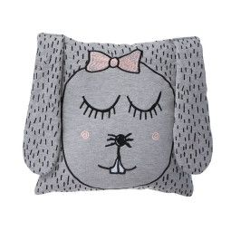 Ferm Living Little Ms. Rabbit kussen 30x30