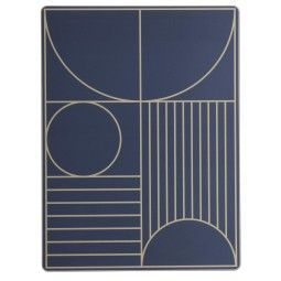 Ferm Living Outline placemat