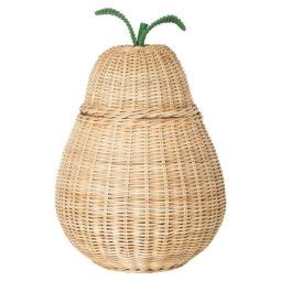 Ferm Living Pear Braided opbergmand large