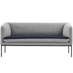 Ferm Living Turn Sofa bank Cotton 2-zits