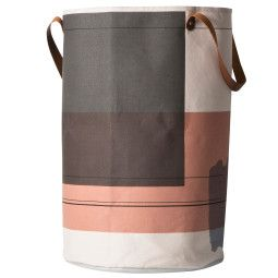Ferm Living Colour Block wasmand