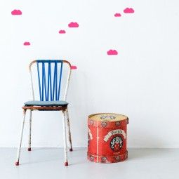 Ferm Living Mini Clouds muursticker