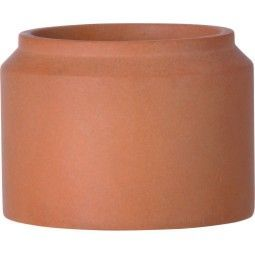 Ferm Living Pot vaas ochre small