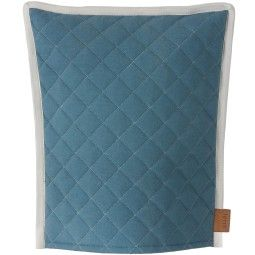 Ferm Living Quilted Tea Cozy theemuts petrol