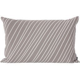 Ferm Living Striped kussen 60x40