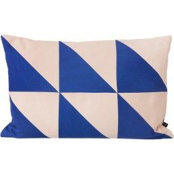Ferm Living Twin Triangle Cushion kussen 60x40
