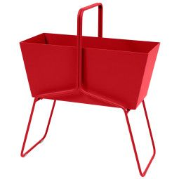 Fermob Outlet - Basket plantenbak high Poppy