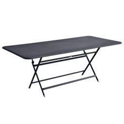 Fermob Outlet - Caractère tuintafel 90x190 Anthracite