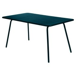 Fermob Luxembourg tuintafel 143x80