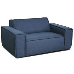 FÉST Edge Loveseat bank Sydney 80 blauw
