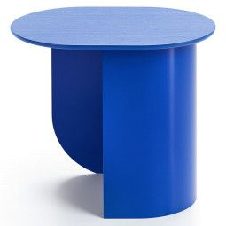 FÉST Outlet - Plateau bijzettafel royal blue