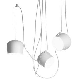 Flos Outlet - Aim hanglamp LED wit