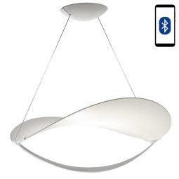 Foscarini Plena MyLight hanglamp LED dimbaar Bluetooth