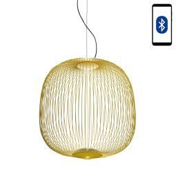 Foscarini Spokes 2 Midi MyLight hanglamp LED dimbaar Bluetooth