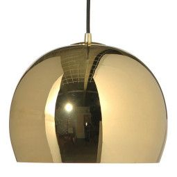 Frandsen Ball Large hanglamp messing
