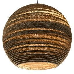Graypants Moon hanglamp large