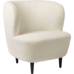 Gubi Stay fauteuil small wood