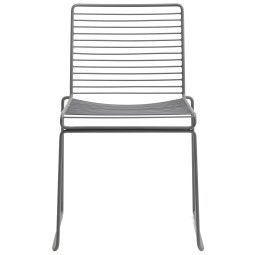 Hay Outlet - Hee Dining Chair tuinstoel grijs
