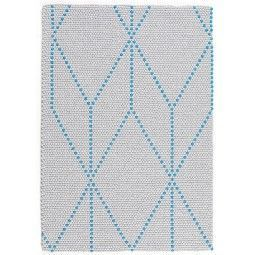 Hay Dot Carpet vloerkleed big blue