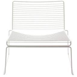 Hay Outlet - Hee Lounge Chair wit