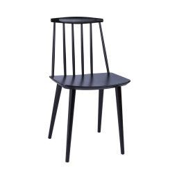 Hay Outlet - J77 chair zwart