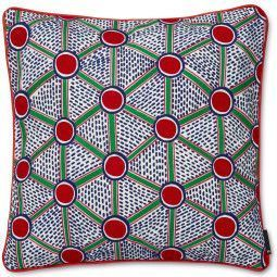 Hay Outlet - Embroidered Cushion Cells kussen large 50x50