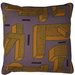 Hay Printed Cushion In The Grass kussen 50x50