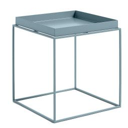 Hay Outlet - Tray Table blauw medium 40x40