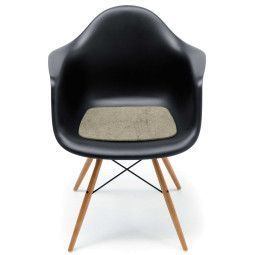 Hey-Sign Eames Plastic Armchair zitkussen anti-slip