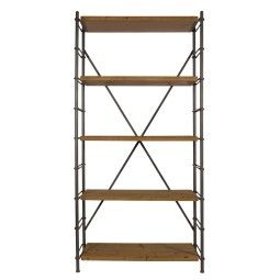 Dutchbone Iron Shelf stellingkast