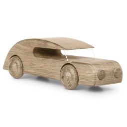 kay-bojesen Automobil Sedan Oak speelgoed
