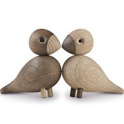 kay-bojesen Lovebirds speelgoed set