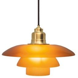 Louis Poulsen PH 3,5-3 Amber hanglamp (limited edition)
