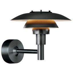 Louis Poulsen PH 3-2,5 Outdoor wandlamp