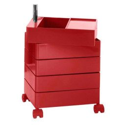 Magis Outlet - 360° Container ladekast rood