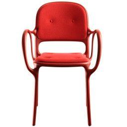 Magis Milà gestoffeerde stoel