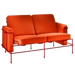 Magis Traffic Sofa bank 2-zits
