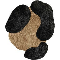 Moooi Carpets Bearded Leopard 1 vloerkleed 206x249