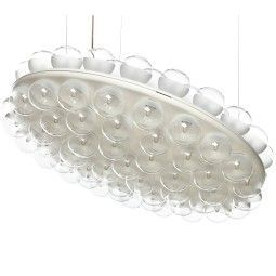 Moooi Prop Light Round Double hanglamp LED