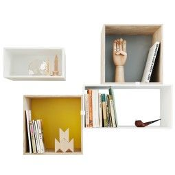 Muuto Mini Stacked 4 wandkast