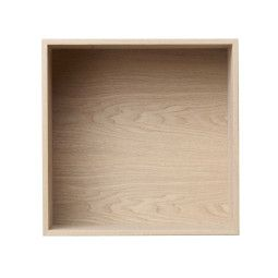 Muuto Outlet - Mini Stacked kast medium ash