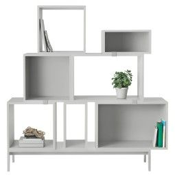 Muuto Stacked 7 kast met podium A