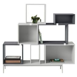 Muuto Stacked 7 kast met podium B