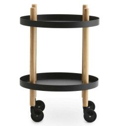 Normann Copenhagen Block trolley 45