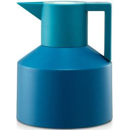 Normann Copenhagen Outlet - Geo thermoskan turquoise