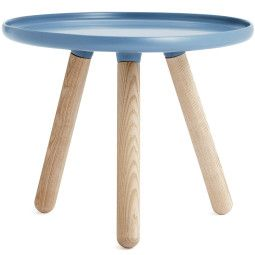 Normann Copenhagen Outlet - Tablo salontafel small 50 blauw