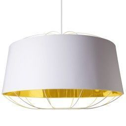 Petite Friture Outlet - Lanterna hanglamp large wit